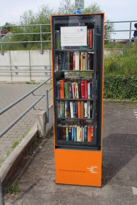 Bücherschränke - Stadt Mühlheim am Main